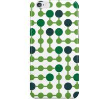 Mazes and patterns: platine iPhone Case/Skin