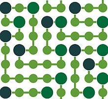 Mazes and patterns: platine by digitalstoff
