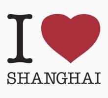 I ♥ SHANGHAI Kids Clothes