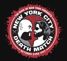 NYC Death Match by MrMcGree