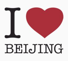 I ♥ BEIJING by eyesblau