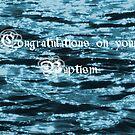 Baptism Card by Samantha Higgs