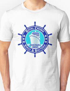 Cruise Ship Humor T-Shirt