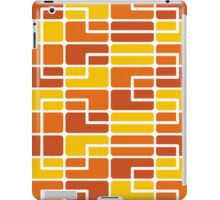 Mazes and patterns: rectangle iPad Case/Skin