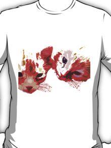 Peeping Kitties T-Shirt