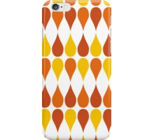 Mazes and patterns: drops iPhone Case/Skin