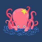 cutie octopus by khandishka