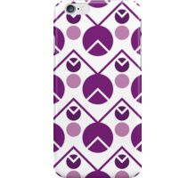 Mazes and patterns: vav iPhone Case/Skin