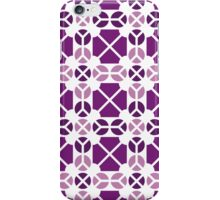 Mazes and patterns: yxy iPhone Case/Skin
