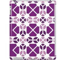 Mazes and patterns: yxy iPad Case/Skin