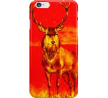 Monarch phone case iPhone Case/Skin