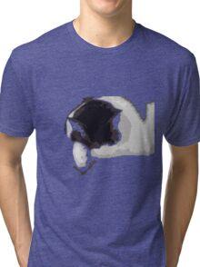 "Sleeping ""Princess"" Tri-blend T-Shirt"