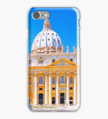 Rome, Italy - Trevi Fountain iPhone Case/Skin