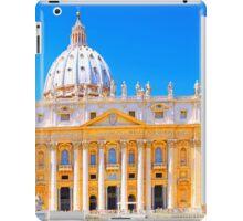 Rome, Italy - Trevi Fountain iPad Case/Skin