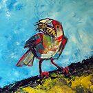 Bird and the Bee by Ellen Marcus
