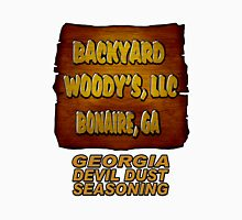 Backyard Woody's / Georgia Devil Dust Seasoning T-Shirt Unisex T-Shirt