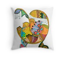 Does This Remind You of Anything? Throw Pillow