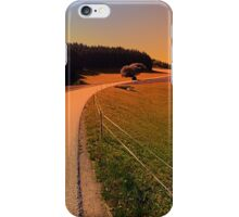 Hiking trip in summer time | landscape photography iPhone Case/Skin