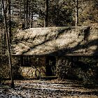 Mountain Cottage by JKKimball