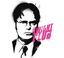 Dwight Club Photographic Print