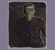 Frankenstein's Monster wants you Kids Tee