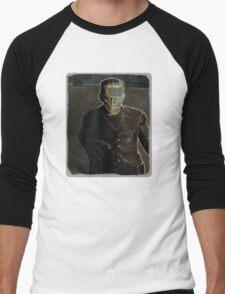 Frankenstein's Monster wants you Men's Baseball ¾ T-Shirt