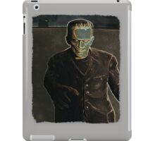 Frankenstein's Monster wants you iPad Case/Skin