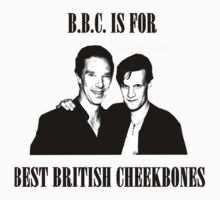 BEST BRITISH CHEEKBONES by Alrescha