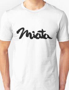 Mazda Miata Logo/Emblem Unisex T-Shirt