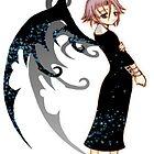 Crona Soul Eater by ravenandkuba