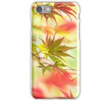 Dreamy autumn iPhone Case/Skin