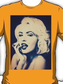 Gentlemen prefer blondes T-Shirt