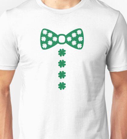 Irish bow tie tuxedo Unisex T-Shirt