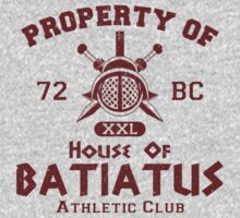 Batiatus Athletic Club by cleveravian