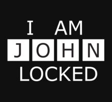 I AM JOHN LOCKED by TheresaLammon