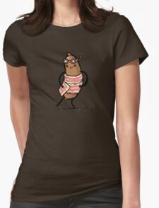 Pigs in blankets Womens Fitted T-Shirt