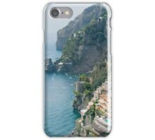 Italy. Amalfi Coastline iPhone Case/Skin