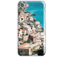 Italy. Amalfi Upside iPhone Case/Skin