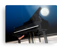 Moonlight Serenade Metal Print