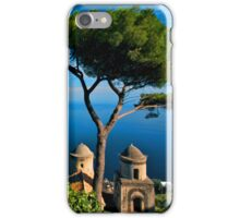 Italy. Amalfi Treescape iPhone Case/Skin