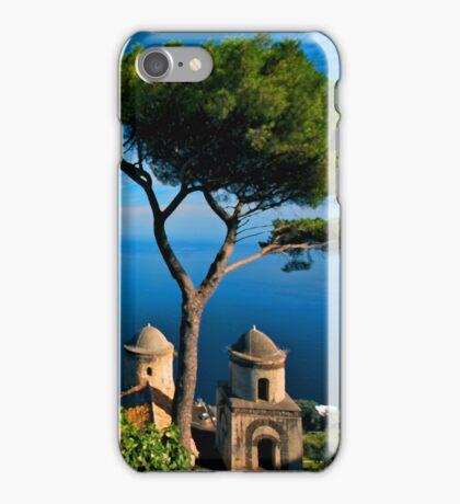 Italy. Amalfi Treescape iPhone Case/Skin