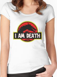 Smaug - I Am Death T-Shirt Women's Fitted Scoop T-Shirt