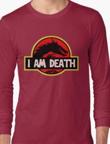 Smaug - I Am Death T-Shirt Long Sleeve T-Shirt