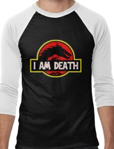 Smaug - I Am Death T-Shirt Men's Baseball ¾ T-Shirt