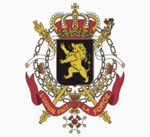 Belgium by artpolitic