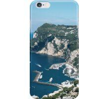 Italy, Capri iPhone Case/Skin