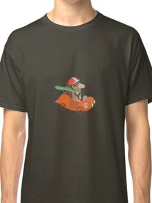 Hamster Car Classic T-Shirt
