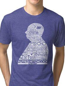 Alfred Hitchcock Presents... Tri-blend T-Shirt