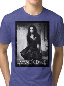 Amy Lee From Evanescence Tri-blend T-Shirt