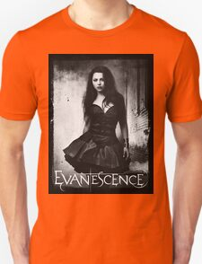 Amy Lee From Evanescence Unisex T-Shirt